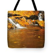 New Hampshire Stream Tote Bag by Catherine Reusch Daley