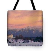 New Hampshires Washingtons Tote Bag