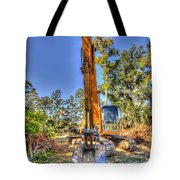 New Home Site Tote Bag
