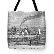 New Jersey Belleville Tote Bag