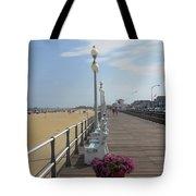 New Jersey Boardwalk Tote Bag