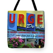 New Jersey Diner Tote Bag