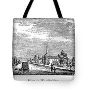New Jersey Woodbridge Tote Bag