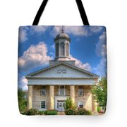 New London Courthouse Tote Bag