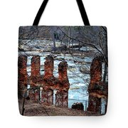 New Manchester Manufacturing Company Ruins Tote Bag
