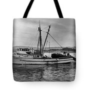 New Marretimo Purse Seiner Monterey Bay Circa 1947 Tote Bag