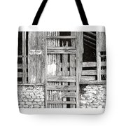 Will Build To Suit New Mexico Doors Tote Bag