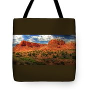 New Mexico Mountains 2 Tote Bag