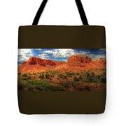 New Mexico Mountains 2 Tote Bag