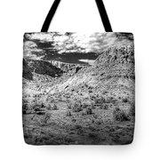 New Mexico Mountains Tote Bag