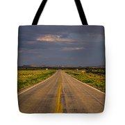 New Mexico Road 10 Tote Bag