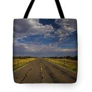 New Mexico Road 7 Tote Bag