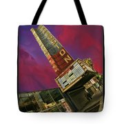 New Mission Theater San Francisco Tote Bag