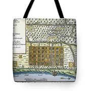 New Orleans, 1718-20 Tote Bag