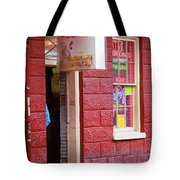 New Orleans - Bourbon Street 1 Tote Bag by Frank Romeo