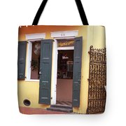 New Orleans - Bourbon Street 2 Tote Bag by Frank Romeo