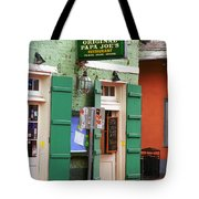New Orleans - Bourbon Street 4 Tote Bag
