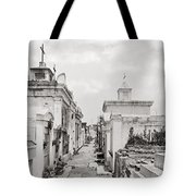New Orleans: Cemetery Tote Bag