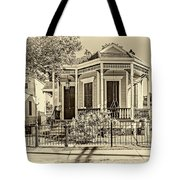 New Orleans Charm 2 Tote Bag