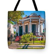 New Orleans Charm Tote Bag