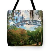 New Orleans City Park - Pizzati Gate Entrance Tote Bag