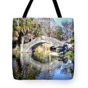 New Orleans City Park Tote Bag