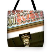 New Orleans Column Tote Bag