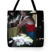 New Orleans: Couple Tote Bag