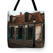 New Orleans Familiar Site Before Tote Bag