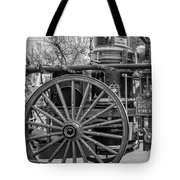 New Orleans Fire Department 1896 Bw Tote Bag