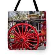 New Orleans Fire Department 1896 Tote Bag