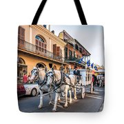 New Orleans Funeral Tote Bag