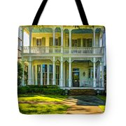 New Orleans Home - Paint Tote Bag