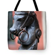 New Orleans Horse Tether Tote Bag