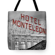 New Orleans - Hotel Monteleone Tote Bag