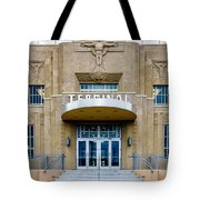 New Orleans Lakefront Airport Tote Bag