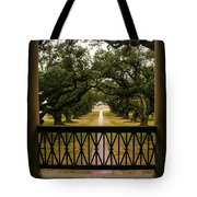 New Orleans Live Oak Tote Bag
