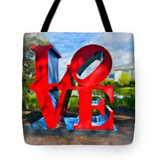 New Orleans Love 2 Tote Bag
