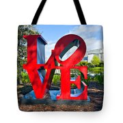 New Orleans Love Tote Bag