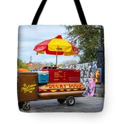 New Orleans - Lucky Dogs  Tote Bag by Steve Harrington