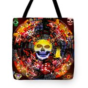 New Orleans Night Tote Bag