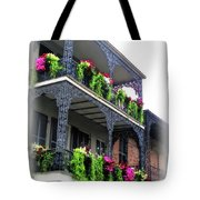 New Orleans Porches Tote Bag