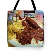 New Orleans Red Beans And Rice Tote Bag