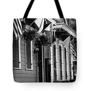 New Orleans Row Houses Tote Bag