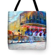 New Orleans Series 53 Tote Bag