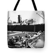 New Orleans Shipping, 1903 Tote Bag