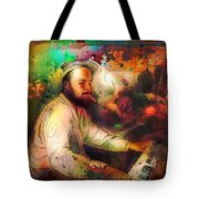 New Orleans Spotted Cat 05 Madness Tote Bag