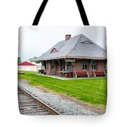 New Oxford Depot 2558 Tote Bag