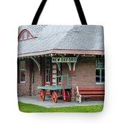 New Oxford Depot 2559 Tote Bag