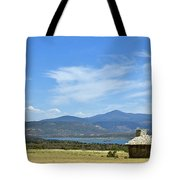 New Photographic Art Print For Sale Cabin At The Ghost Ranch New Mexico Tote Bag
